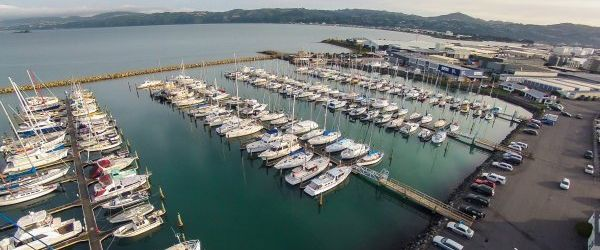 Seaview Marina About Us